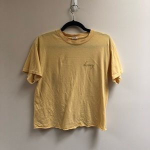 Brandy Melville Honey Shirt